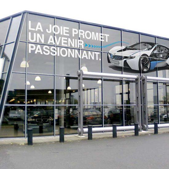 communication BMW