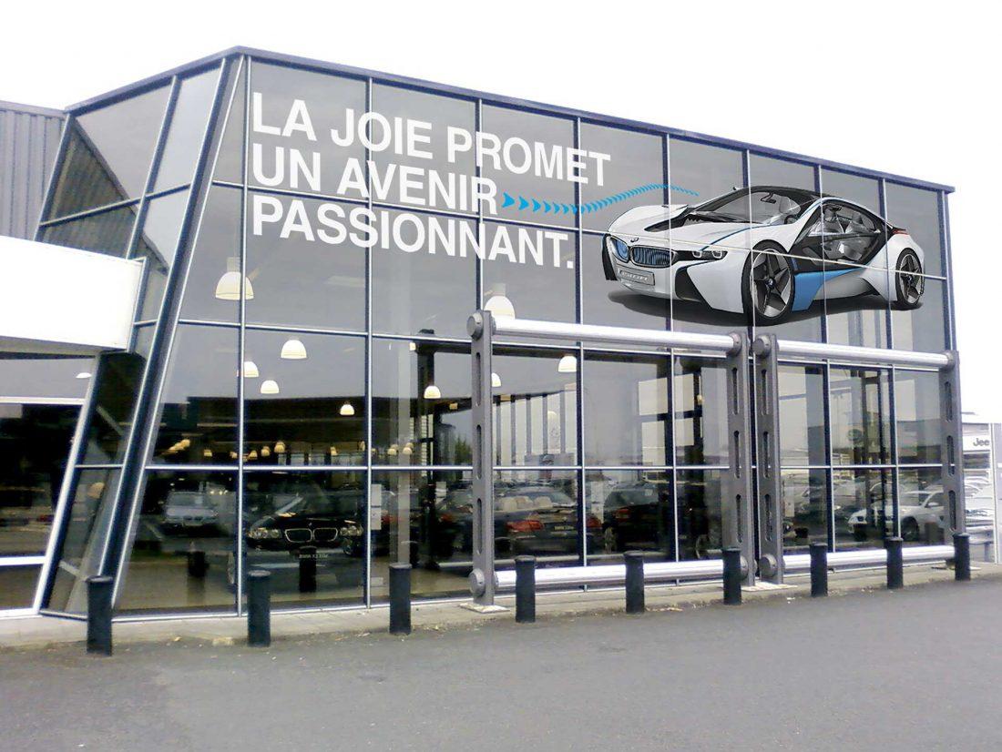 Simulation BMW